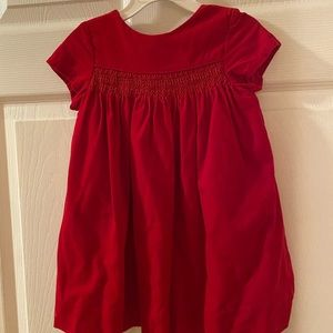 Brand New Red toddler dress